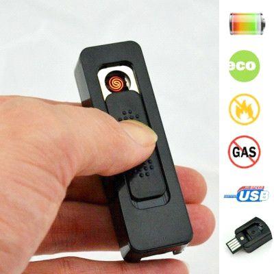 Электронная зажигалка с подзарядкой от USB
