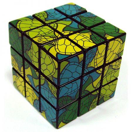 Кубик Рубик - черепашки