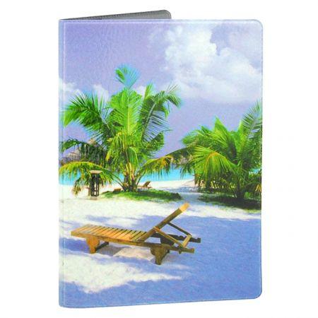 Обложка на паспорт №65 Пляж