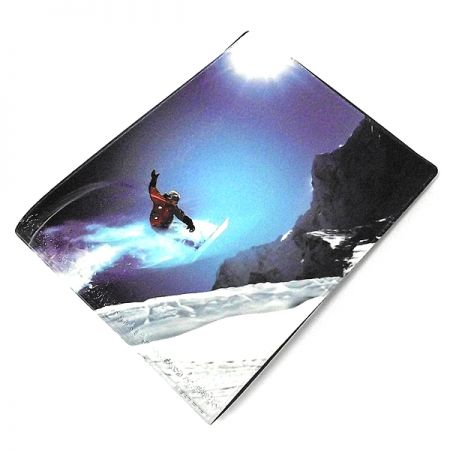 Обложка на зачетку Сноуборд