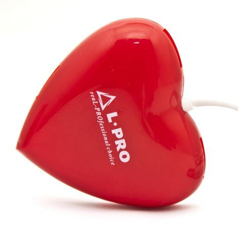 """USB разветвитель """"Сердце"""" на 4 порта"""