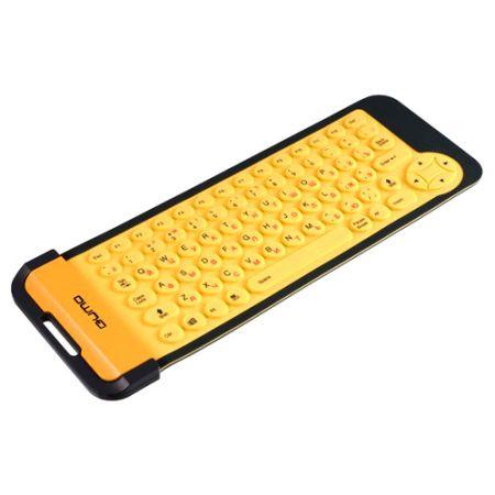 Клавиатура силиконовая пыле-влаго защищенная