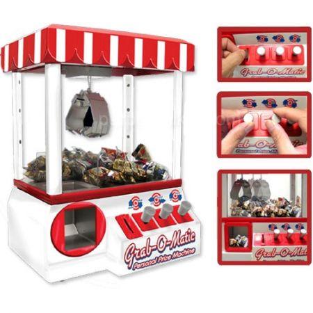 """Candy Grabber """"Достань конфетку""""-аппарат похититель сладостей"""