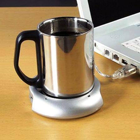 USB - подогреватель для кружки, чашки