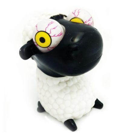 Антистресс игрушка для рук Лупоглазик Овечка