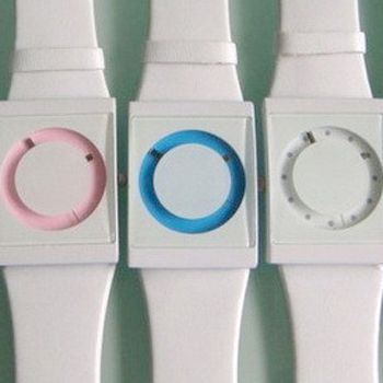 """Часы LED """"ODM"""" силиконовый ремень"""
