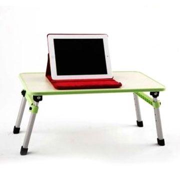 Столик складной для ноутбука или планшета с регулировкой высоты