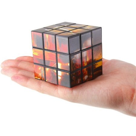"""Кубик-Рубика """"Алкогольный"""" головоломка"""