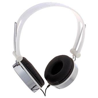 Наушники накладные Zumreed zhp-005 большие бело-черные
