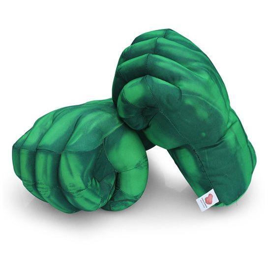 "Мягкая игрушка - перчатка ""Руки Х-ка"" кулаки"