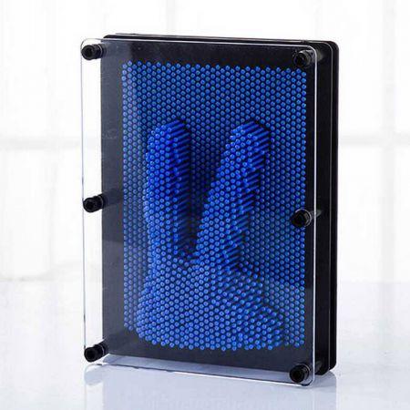 Экспресс-скульптор средний пластиковый синий